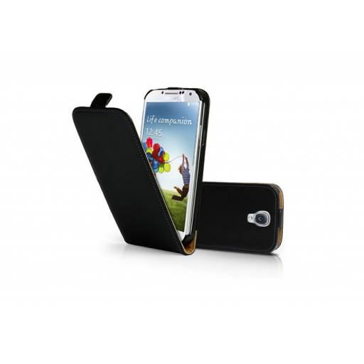 AGENDA FLIP CUERO VERTICAL SAMSUNG S4 I9500