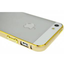BUMPER DE BORDE DE ALUMINIO IPHONE 5 / 5S / SE