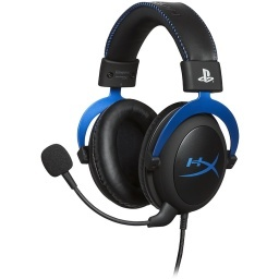AURICULARES HYPERX GAMER CLOUD PS4 CON MIC PLAYSTATION 4