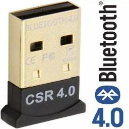 ADAPTADOR BLUETOOTH USB 4.0 AUDIO PC PARLANTES
