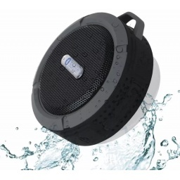 MINI PARLANTE BLUETOOTH 3.5MM RESISTENTE AL AGUA