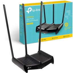 ROUTER WIRELESS TP-LINK 450MBPS WIFI-N TL-WR941HP ROMPE MURO