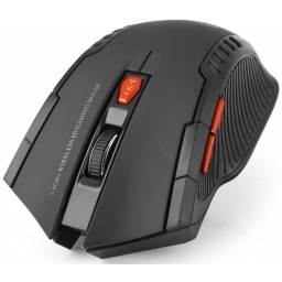 MOUSE INALAMBRICO GAMER 6D NANO RECEPTOR WIRELESS GAMING