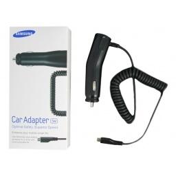 CARGADOR ORIGINAL SAMSUNG PARA AUTO MICRO USB 5W