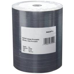 CD-R VIRGEN 700 MB 80 MIN 52X BLACOS IMPRIMIBLES PRINTABLE