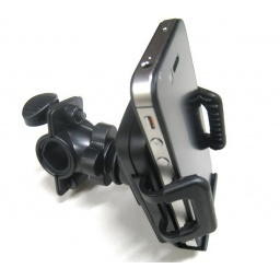 SOPORTE UNIVERSAL BICICLETA O MOTO CELULAR GPS MP3