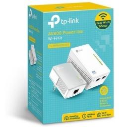 EXTENSOR DE RED TP-LINK AV600 POWERLINE 300 MBPS TL-WPA4220 - KIT