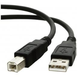 CABLE IMPRESORA 1.5 MTS METROS USB 2.0 LASER CHORRO DE TINTA Y MULTIFUNCION