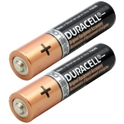 PACK X2 PILAS AAA DURACELL