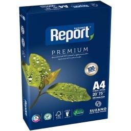 BLOCK DE HOJAS PAPEL A4 REPORT PREMIUM 75G