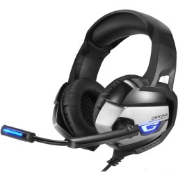 AURICULARES GAMER 7.1 USB LED MICROFONO PARA PS4, XBOX, PC