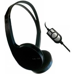 AURICULARES VINCHA HEADSET USB PLUG AND PLAY CON MICROFONO MUTE MIC Y AUDIO