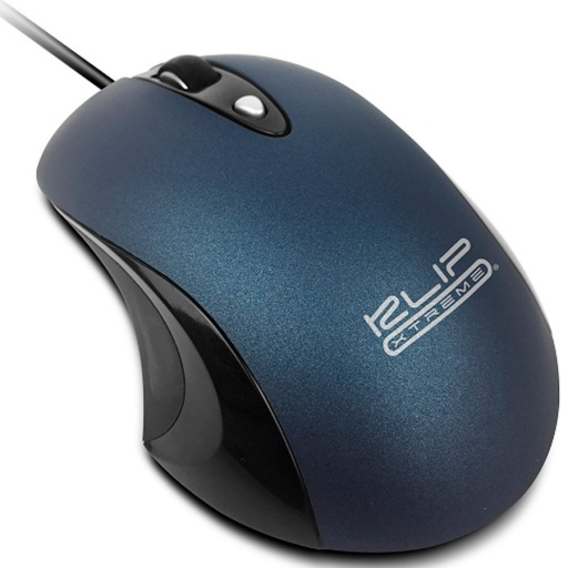 MOUSE CON CABLE USB OPTICO KLIP XTREME CLICK QUIET NOTEBOOK Y PC KX KMO-250
