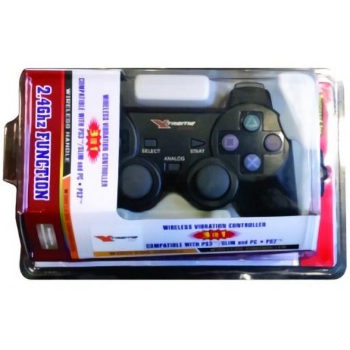 JOYSTICK CONTROL 3 EN 1 INALAMBRICO PS2 PS3 PC
