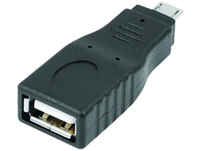 ADAPTADOR USB OTG MICRO USB
