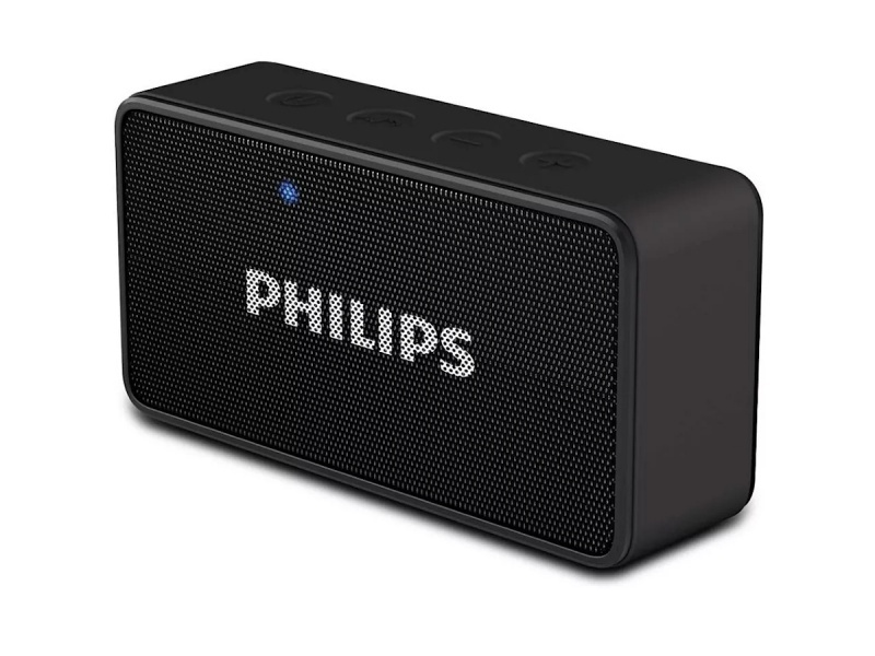 PARLANTE BLUETOOTH CON RADIO LECTOR MEMORIA MICRO-SD AUX IN PHILIPS